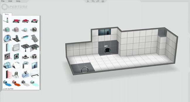 Portal 2 editor
