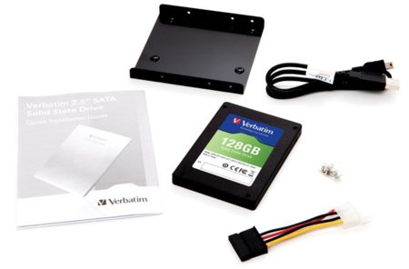 Verbatim también lanza kits para cambiar el disco duro a un SSD fácilmente