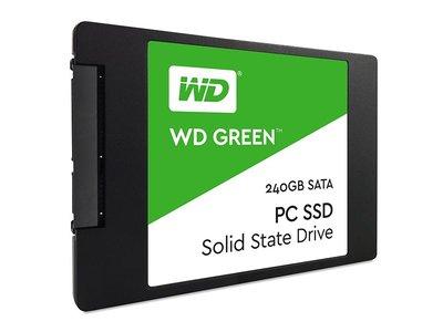 Oferta flash en Amazon: revitaliza tu ordenador con un SSD como el WD Green de 240 Gb por sólo 80,75 euros