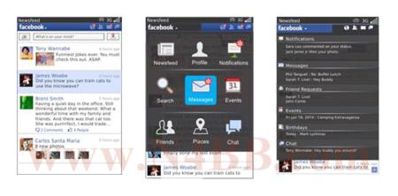 """Facebook 2.0 para BlackBerry o cómo el """"Facebook Chat"""" llega finalmente a BlackBerry"""