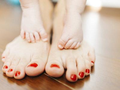 Confirmado: los pies pueden cambiar de tamaño en el embarazo