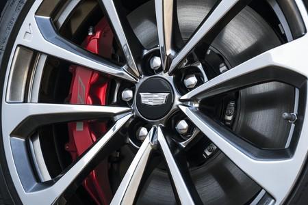 Cadillac CTS-V 2018 Glacier Metallic Edition