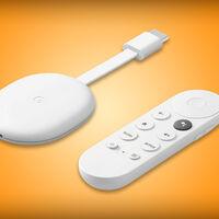 El Chromecast con Google TV se puede comprar en Amazon México por 1,399 pesos: streaming en 4K, HDR y control con Google Assistant