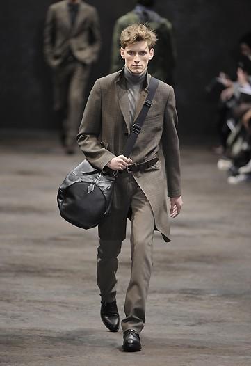 Hermès, Otoño/Invierno 2010/2011 en la Semana de la Moda de París