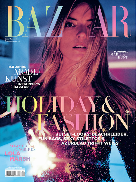 Martha Hunt Cover 06 07 17 0