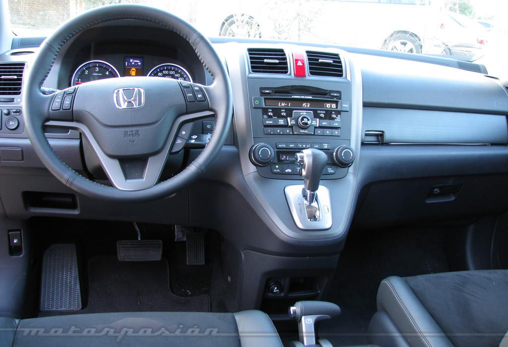Foto de Honda CR-V (presentación) (26/45)