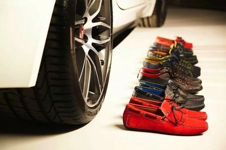 Amantes de Jaguar, ahora no podréis conducir sin su nueva colección de zapatos
