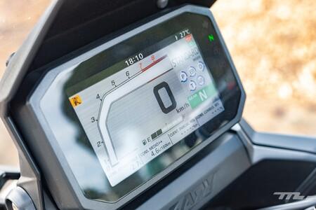 Honda X Adv 2021 Prueba 027