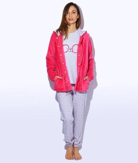 Pijama Tres Piezas Etam