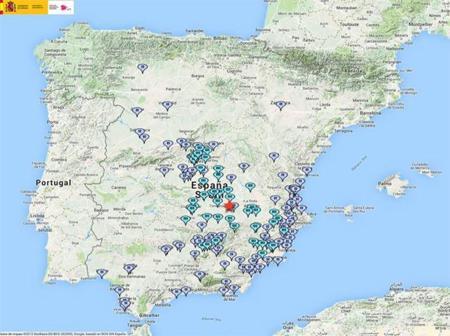Terremoto Albacete