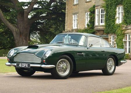 Decadas Aston Martin Db4 Gt