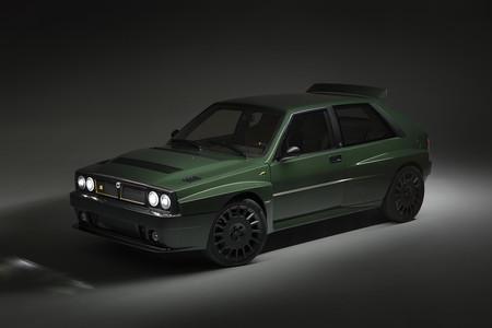 Tengo 32 años y un garaje de ensueño, y lo voy a completar fabricando el Lancia Delta Futurista