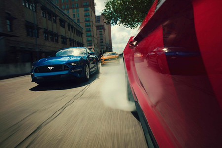 Estampida Mustang 4