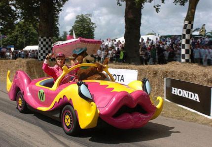 Más Autos Locos en el Goodwood Festival of Speed 2007