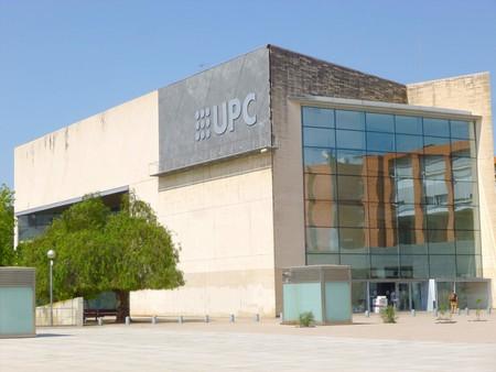 Barcelona Universidad Politecnica De Cataluna Upc Campus Norte Biblioteca Rector Gabriel Ferrate Brgf 7