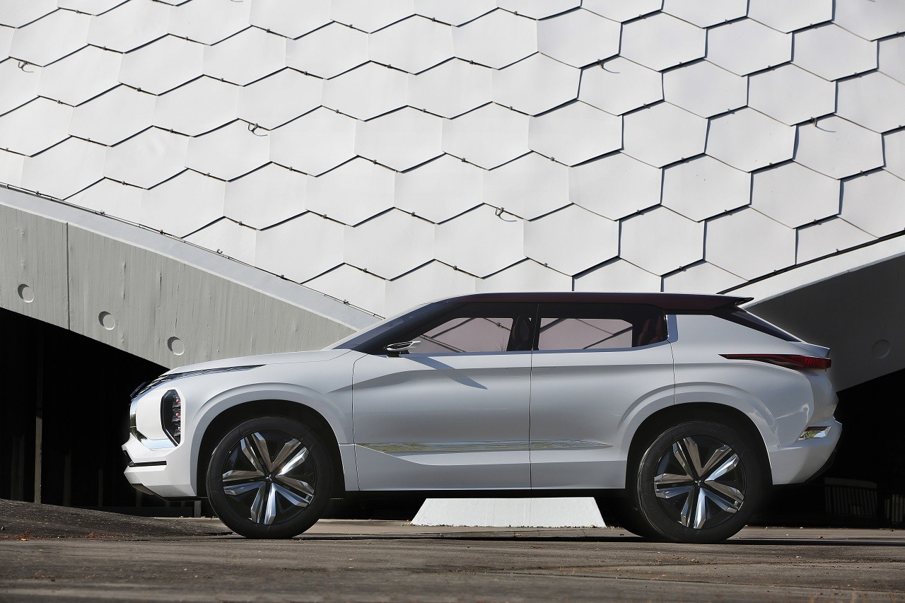 Foto de Mitsubishi GT-PHEV Concept (2/7)