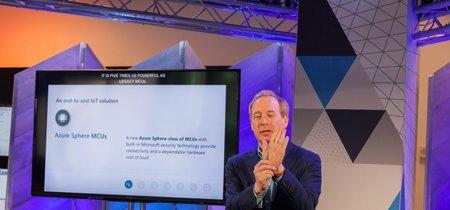 Microsoft anuncia su primer sistema operativo basado en Linux para mejorar la seguridad del IoT