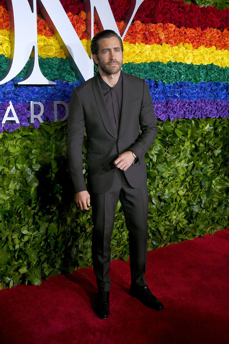 Jake Gyllenhaal 73rd Annual Tony Awards Arrivals Red Carpet