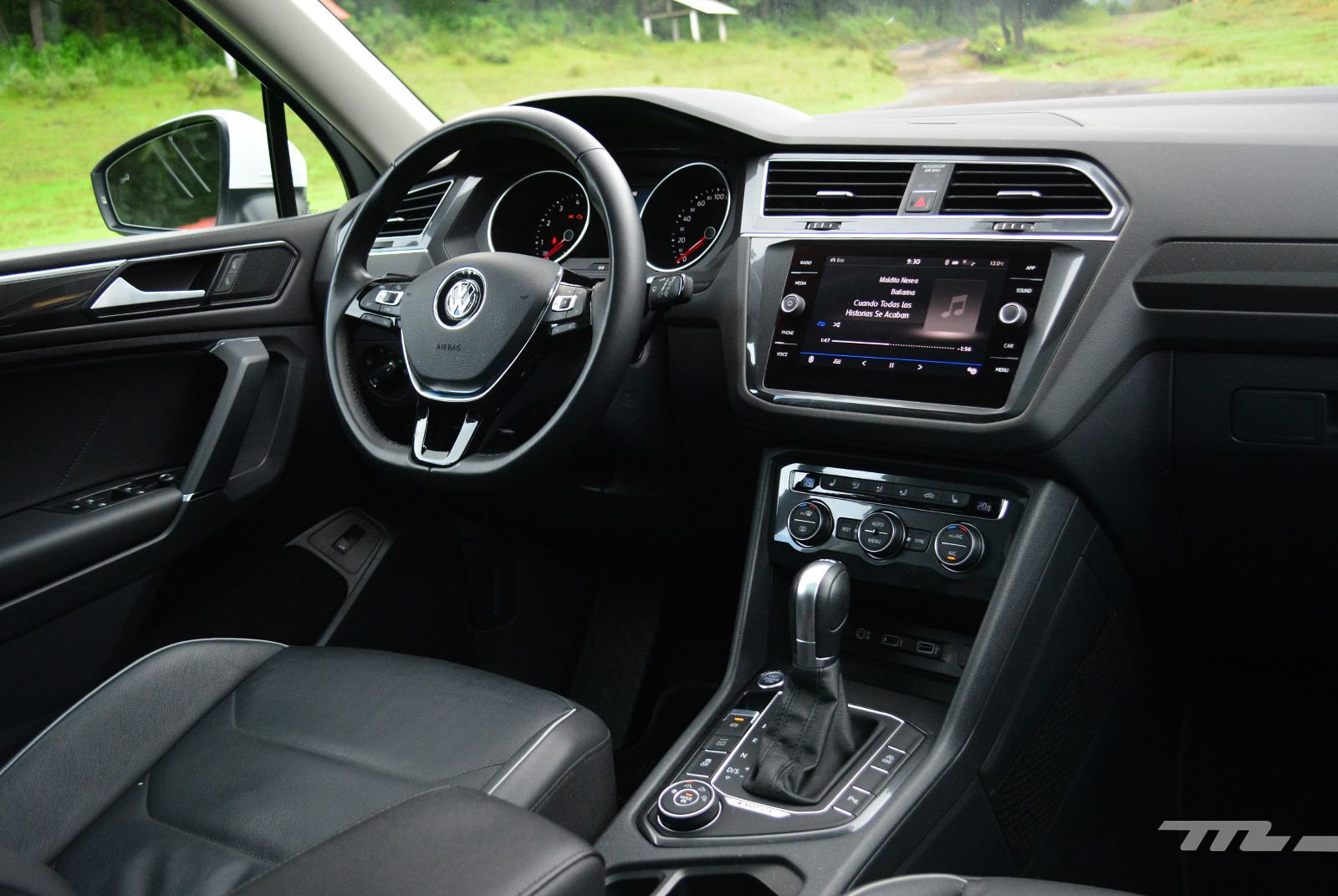 Foto de Volkswagen Tiguan 2.0 TSI (prueba) (12/23)