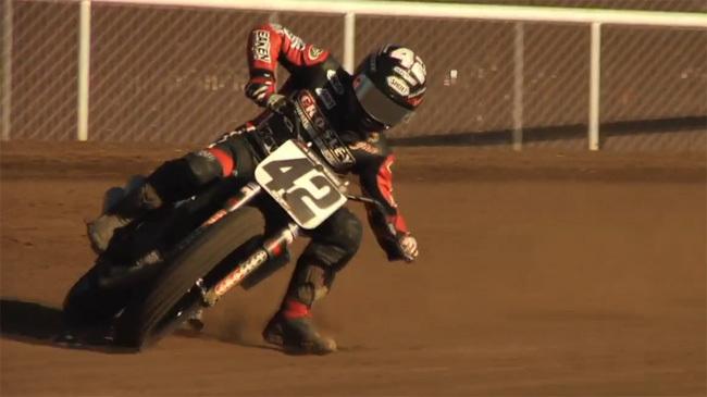 AMA Pro Flat Track Racing, temporada 2012