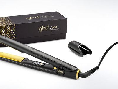 La plancha de pelo Ghd V Gold Professional Classic Styler cuesta 135,90 euros con envío gratis en Amazon