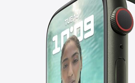 El nuevo Apple Watch Series 7 trae una pantalla más grande, cargador USB-C y certificado de resistencia IP6X