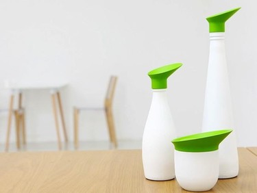 Recicladecoración: tapones con estilo para dar una nueva vida a las botellas de plástico