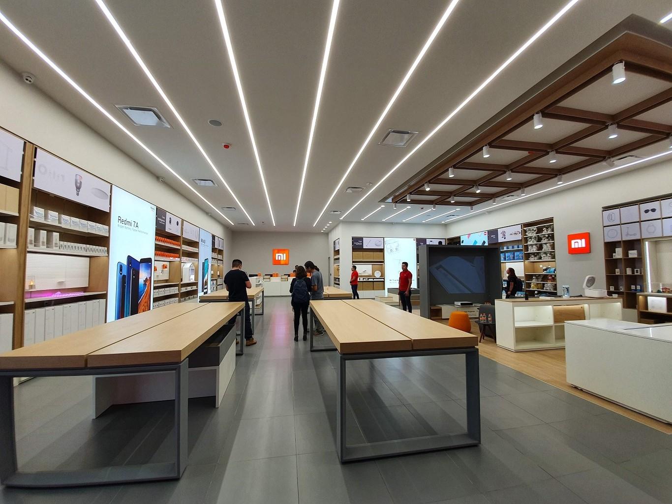 Así es la Mi Store más grande de México: una tienda para que los usuarios vivan la experiencia del ecosistema...