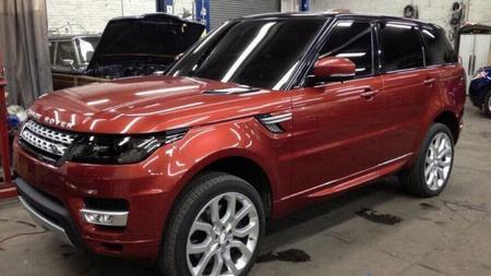 El Range Rover Sport 2013 sigue con su campaña <em>teaser</em>