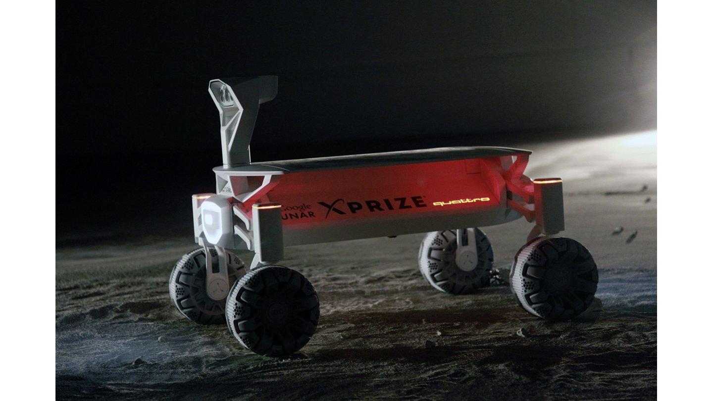 Foto de Audi Lunar Rover (4/5)