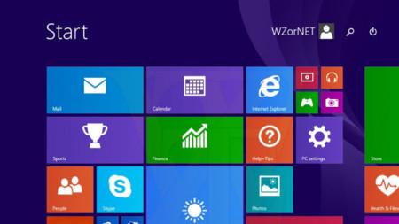 Windows 8.1 Update 1, botones de búsqueda y cierre