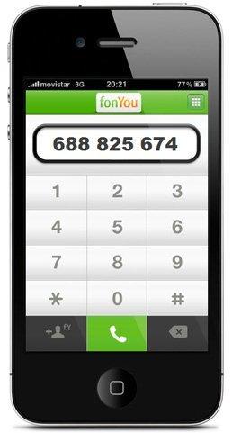 fonYou para iPhone ya está disponible