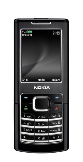 Así es el Nokia 6500 classic