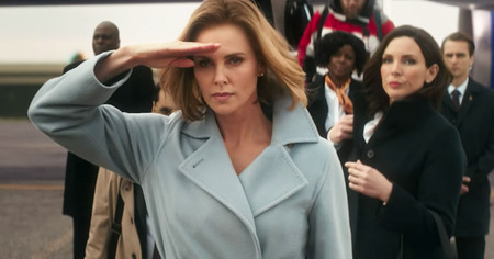 'Casi imposible', una comedia romántica moderna protagonizada por una empoderada Charlize Theron dispuesta a presidir EEUU