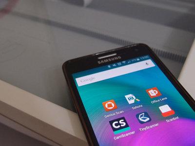 6 aplicaciones para escanear documentos con tu móvil