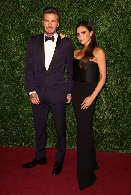 David Y Victoria Beckham 20 Aniversario Boda 2014 3