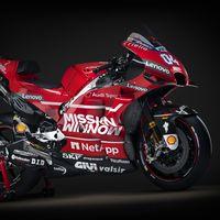 Así es la Ducati Desmosedici GP19: la ofensiva italiana de MotoGP en 86 fotos y un vídeo