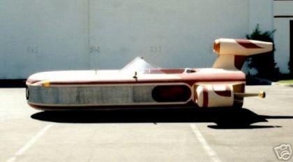Star Wars Landspeeder a la venta en eBay
