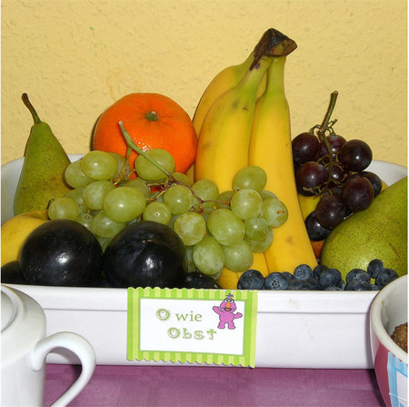 Las familias con niños pequeños son las que menos presupuesto en alimentación destinan a comprar fruta fresca