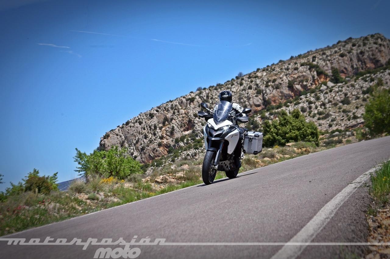 Foto de Ducati Multistrada 1200 Enduro - Acción (26/37)