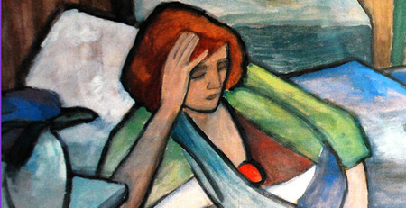 Gabriele Munter Malade Galleryintell