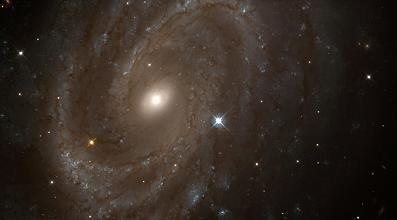 Galaxia NGC 4603