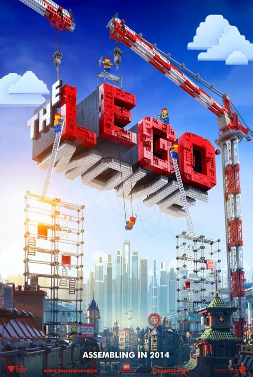 Foto de Carteles de 'La LEGO Película' (1/17)