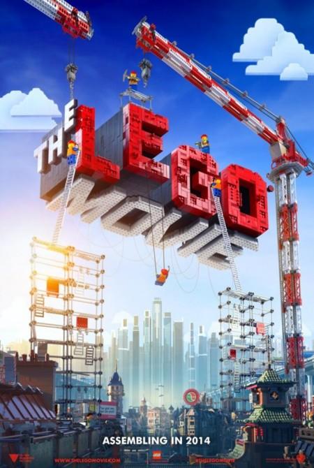 Carteles de 'La LEGO Película'