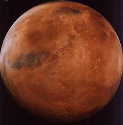 Marte en tres dimensiones
