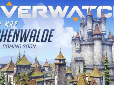 Eichenwalde, el nuevo mapa de Overwatch que llegará pronto