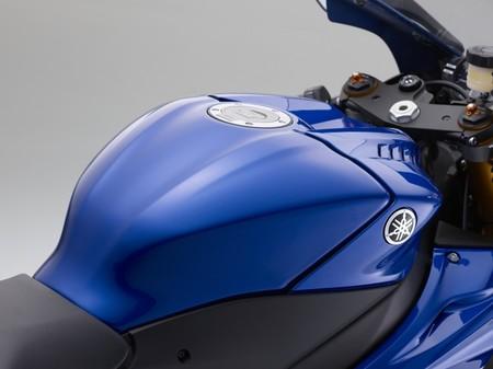 Yamaha Yzf R6 2017 4