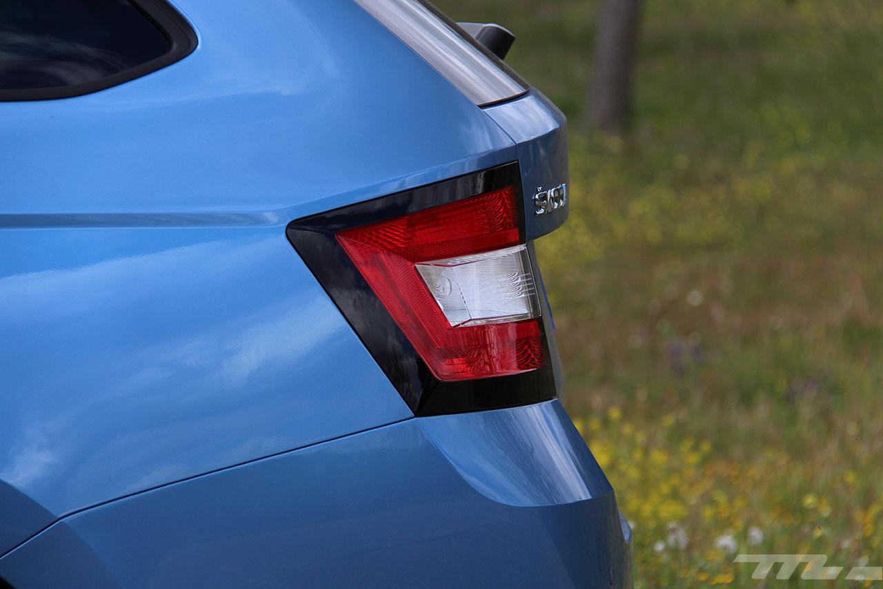 Foto de Škoda Fabia Combi (12/29)