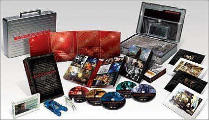 DVD de Blade Runner