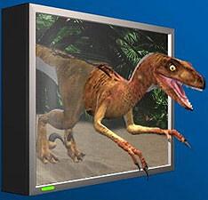 See Real, monitor en 3D sin gafas